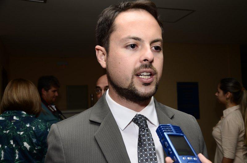 O chefe da Controladoria-Geral da União no Tocantins, Leonel Alves de Melo,