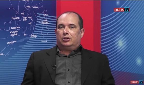 Professor Éder Dantas, ex-secretário de transparência de João Pessoa - PB