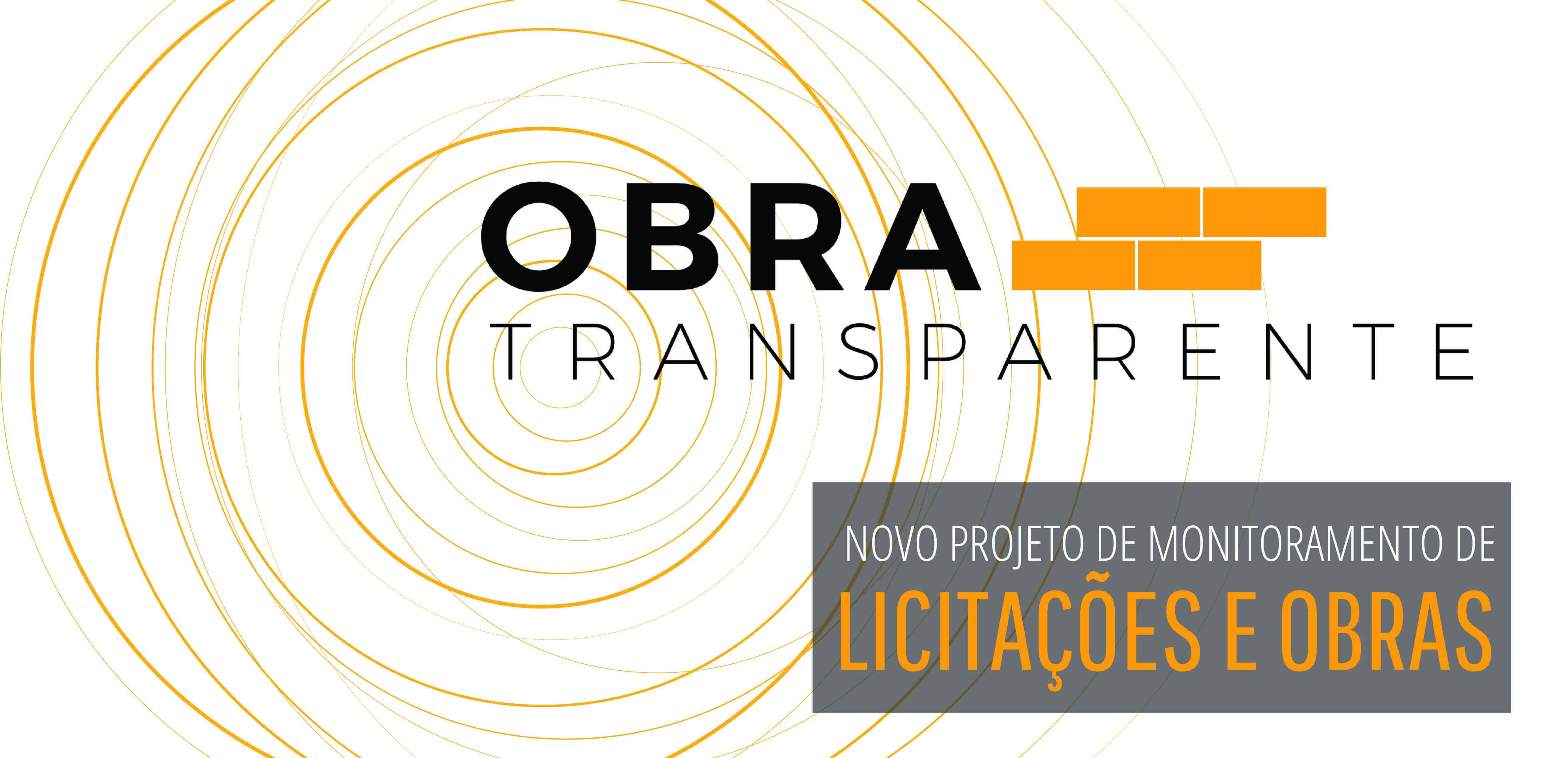 Transparência Brasil e OSB lançam projeto Obra Transparente em 22 cidades