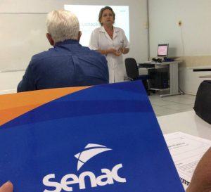 Mara Rubi Alves da Silva do Senac Itajaí