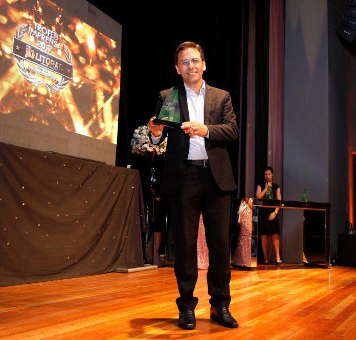 No ranking de produtividade feito pelo OSP Adriano Ramos foi o melhor colocado, justificando prêmio de melhor vereador