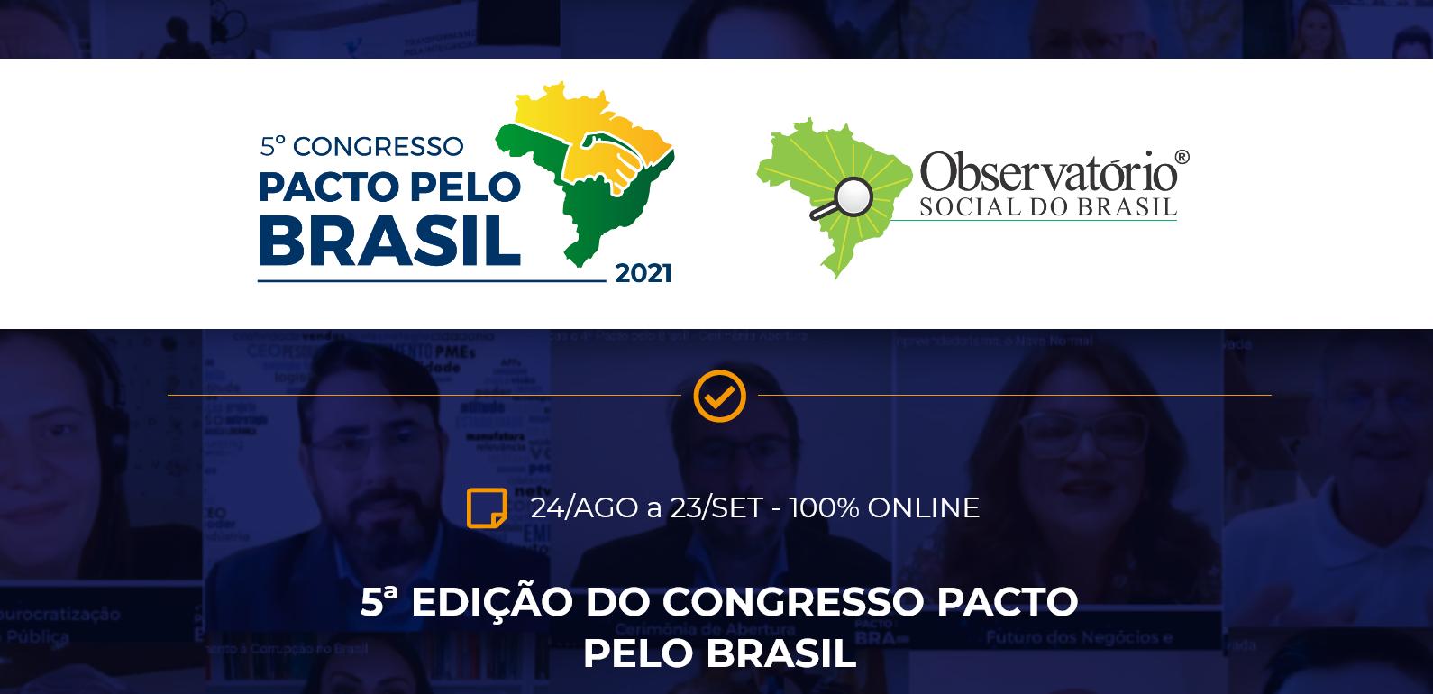 Um Brasil digital, acessível e democrático, SEMANA #3