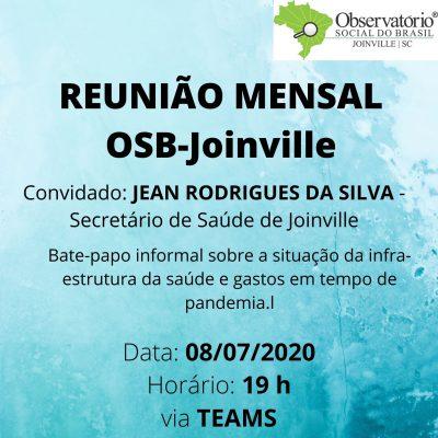 REUNIÃO MENSAL OSB-Joinville
